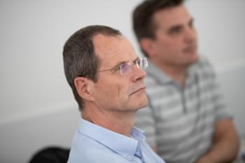 Expertengruppe für Collaboration Schulung