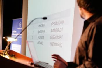 Teilnehmerkreis für remote Datenvisualisierung Schulung