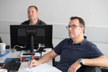 Schulungsteilnehmer passend zu Exchange Server Training
