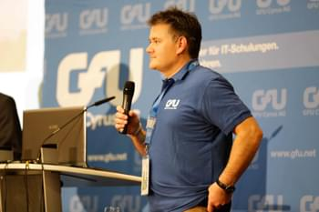 Schulungsmaterial für GWT Seminar