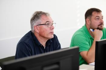 Expertengruppe für online GWT Entscheider Schulung