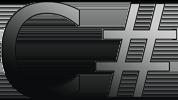 C# 2019/2017/2015 Aufbau Logo