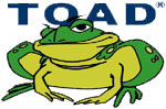 Toad für Oracle Logo