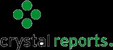 Crystal Reports - Berichterstellung und Design - Komplett Logo