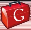 Google Web Toolkit (GWT) Aufbau: Fortgeschrittene Techniken für Java-Entwickler Logo