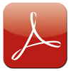Adobe Acrobat Pro DC (Document Cloud) - PDF Erstellung Logo