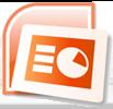 Präsentationsvorlagen mit Microsoft PowerPoint erstellen Logo