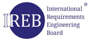 IREB Certified Professional for Requirements Engineering CPRE-FL Logo
