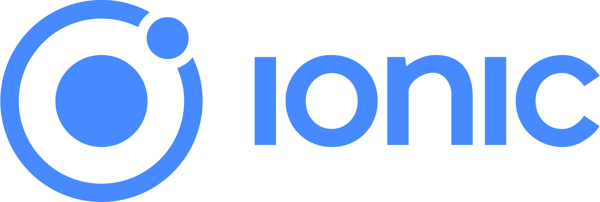 Ionic 4+ - Der Einstieg für App-Entwickler Logo