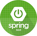 Spring Boot Microservices mit JHipster Logo