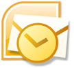 Logo_Outlook 2003 Aufbau