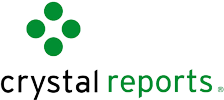 Logo_Crystal Reports, Professionelle Berichterstellung