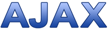 Ajax - Server-Frameworks Logo