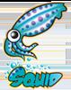 Proxyserver Squid Logo