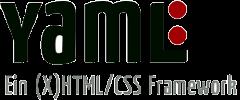 CSS-Layouts mit YAML Logo