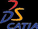 CATIA V5 - Solid-Modellierung Logo