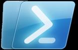 PowerShell Komplett Logo