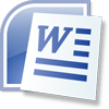 Logo_Word 2007 Aufbau