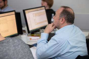 Schulungsteilnehmer für JBoss Training