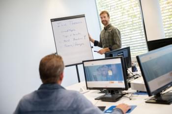 Teilnehmergruppe für garantierte jQuery Manager Schulung