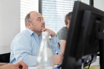 Teilnehmerrunde für Oracle DBA Entscheider Fortbildung