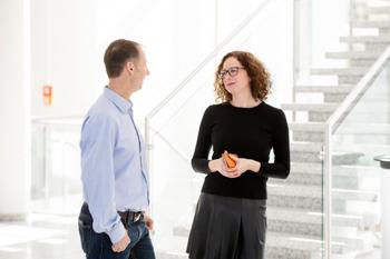 Beispiel vom Übungs-Berater zu UX Design Schulung für Manager