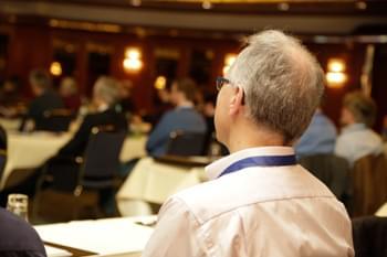 Diskussionsgruppe für garantierte Vue.js Entscheider Schulung im Seminarzentrum